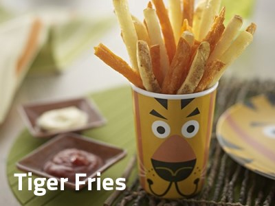 Tiger Fries